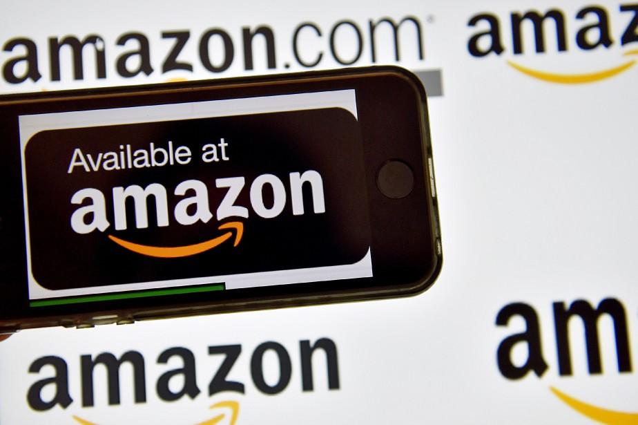 Amazon a indiqué dans un communiqué avoir passé... (Photo archives AFP)
