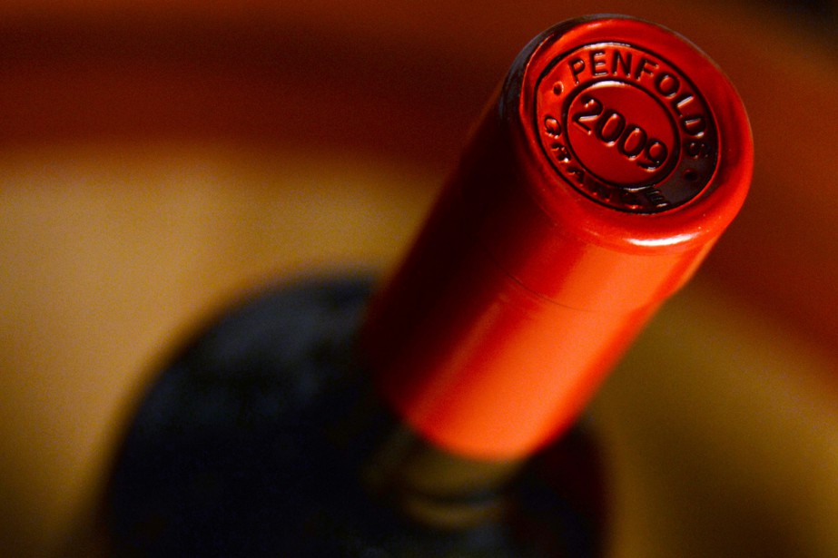 Les vins australiens Penfolds, Yellow Tail, Wolf Blass... (Photo archives Bloomberg News)