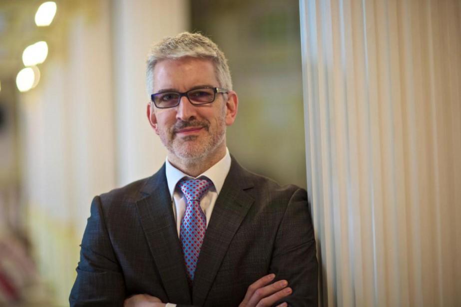 Jean-Martin Aussant, directeur général du Chantier de l'économie... (Photo André Pichette, Archives La Presse)