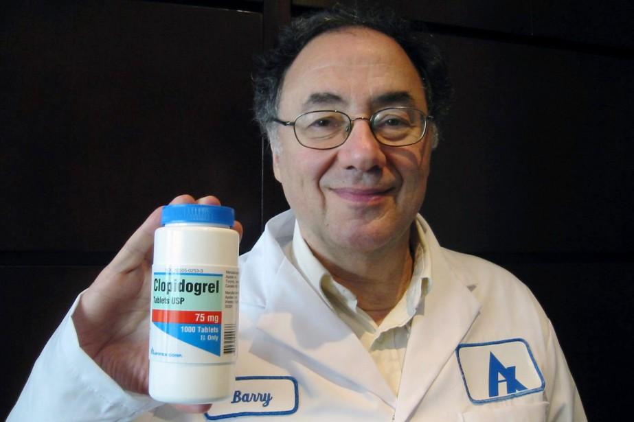 Barry Sherman en 2006... (PHOTO ARCHIVES BLOOMBERG)