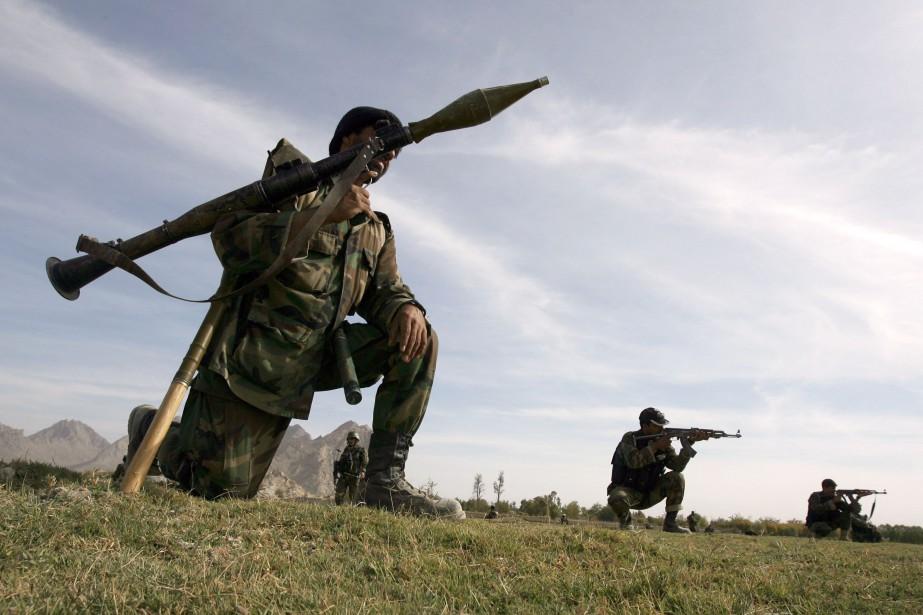 La Russie entend notamment fournir, avec munitions, 840... (archives AFP)