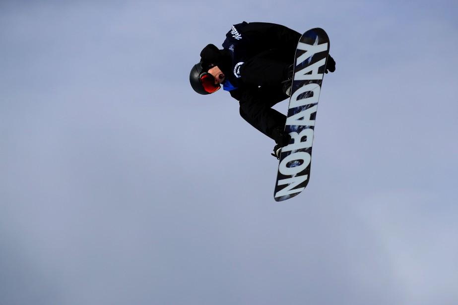 Max Parrot a reçu le plus gros pointage... (Photo Sean M. Haffey, AFP)