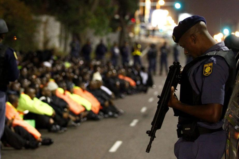 L'assaillant, un Nigérien de 53 ans, «aurait commis... (Photo d'archives)