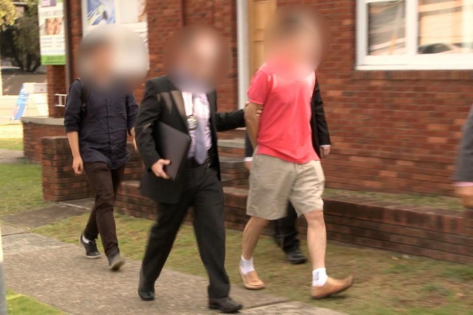 L'homme est soupçonné d'avoir tenté de vendre une... (PHOTO REUTERS/POLICE FÉDÉRALE AUSTRALIENNE)