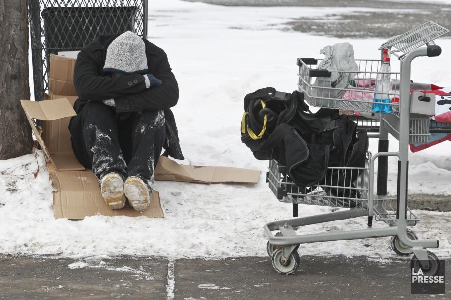 Pour l'hiver 2017-2018, Montréal dispose de 925 places... (Photyo archives La Presse)