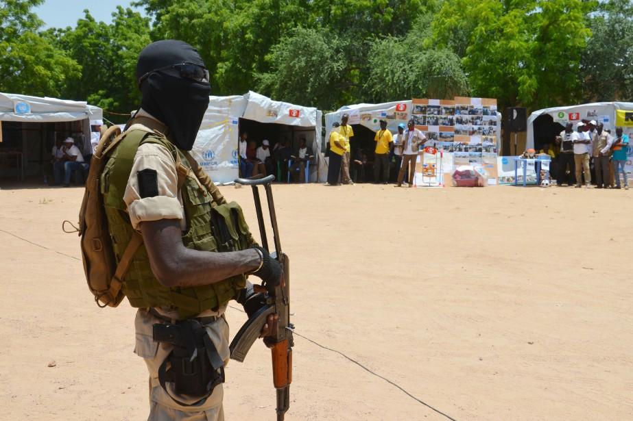 Les autorités nigérianes ne cessent de répéter que... (ARCHIVES AFP)