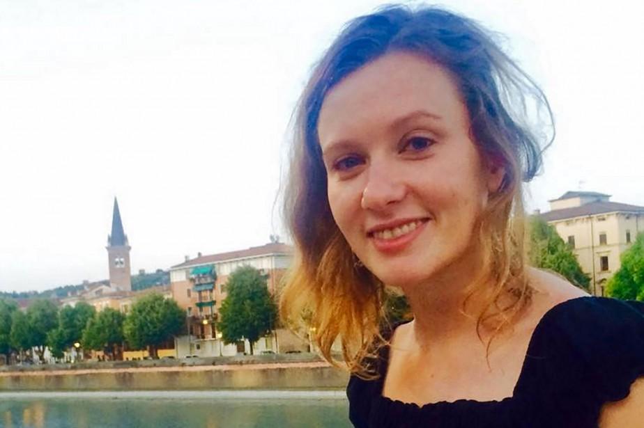 Rebecca Dykes a été retrouvée avec une ficelle... (PHOTO AFP)