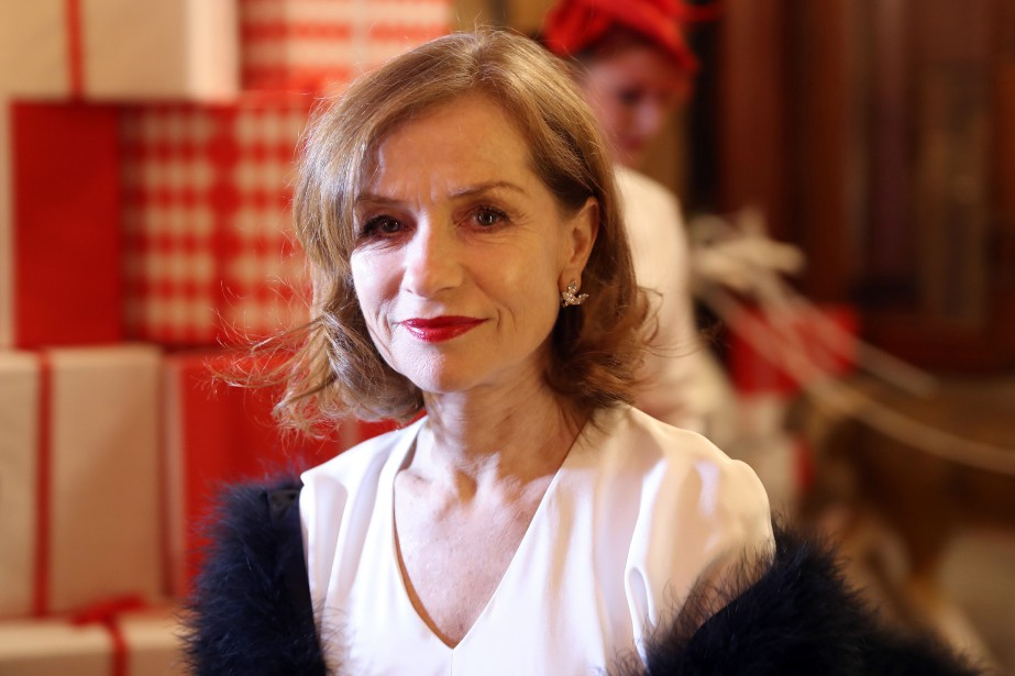 Isabelle Huppert... (PHOTO AFP)