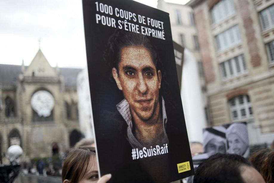 «Si l'Arabie saoudite était véritablement en plein printemps... (Photo Stéphane De Salutin, Archives Agence France-Presse)