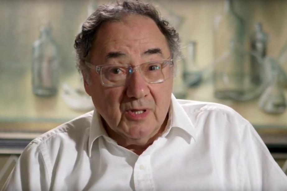 Le milliardaire Barry Sherman.... (archives AFP)