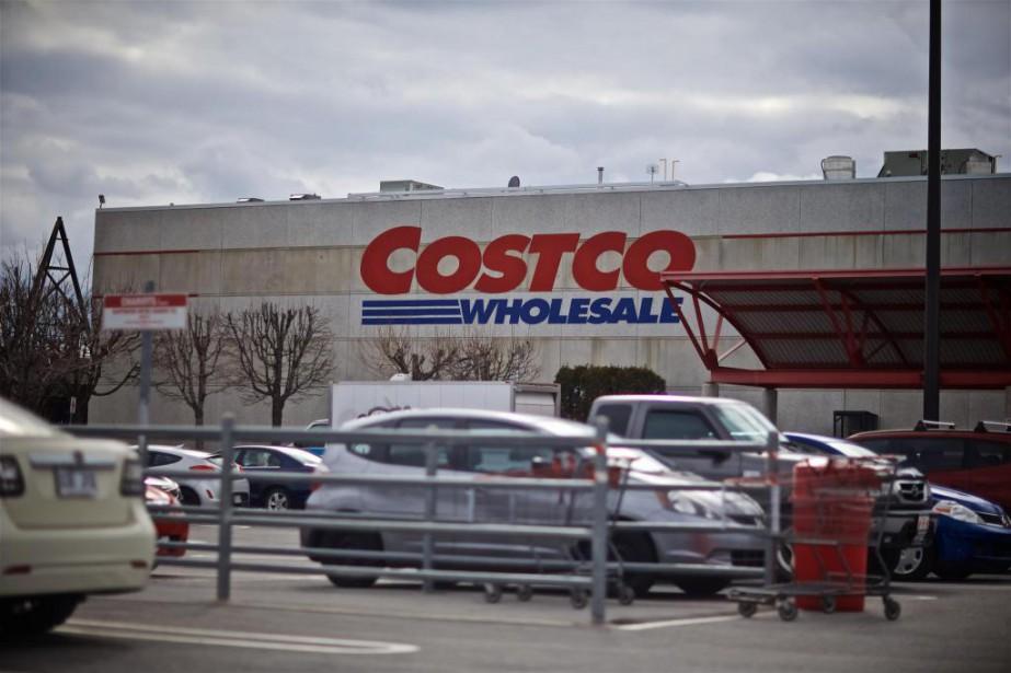 Costco a été condamné à verserplus de 1million... (Photo André Pichette, Archives La Presse)