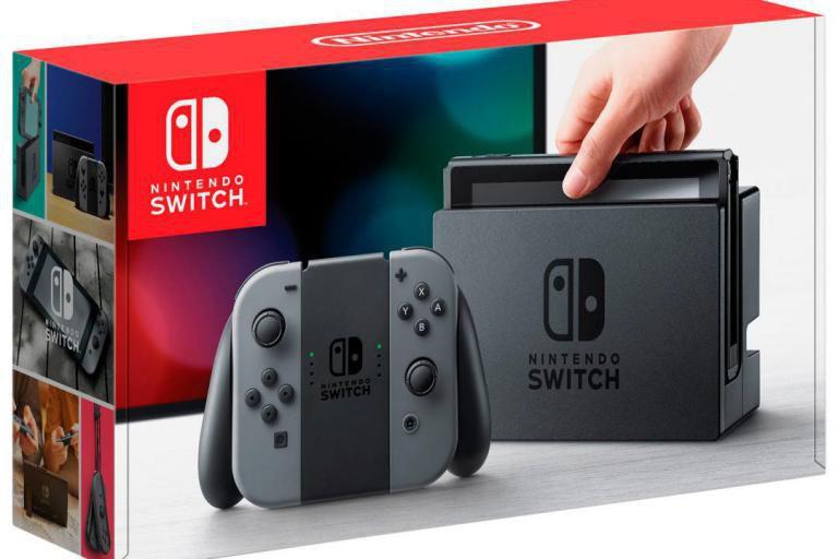 Nintendo Switch, 399,99 $... (Photo fournie par Nintendo)