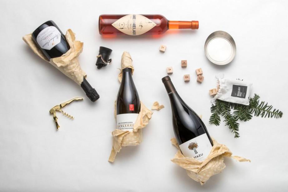 Huit idées cadeaux qui plairont aux amateurs et... (Photo Hugo-Sébastien Aubert, La Presse)