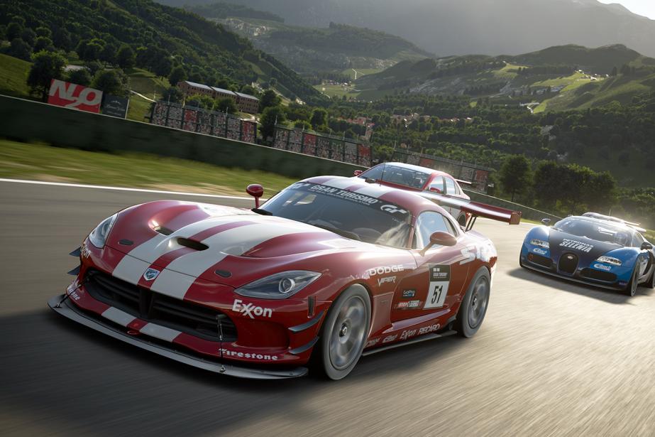 Need for Speed Paybackcontinue de miser sur les poursuites automobiles (où il faut, en gros, se sauver de la police) pour assurer son succès. (Photo : Electronic Arts)