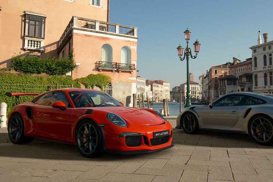 Jeu vidéo Gran Turismo Sport ()