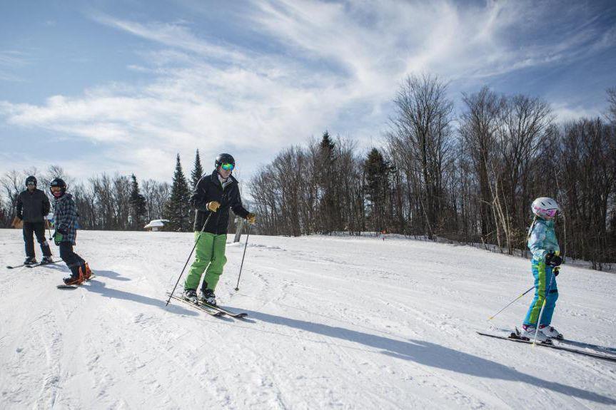 La station de ski Titus accepte l'argent canadien... (Photo fournie par Titus Mountain)