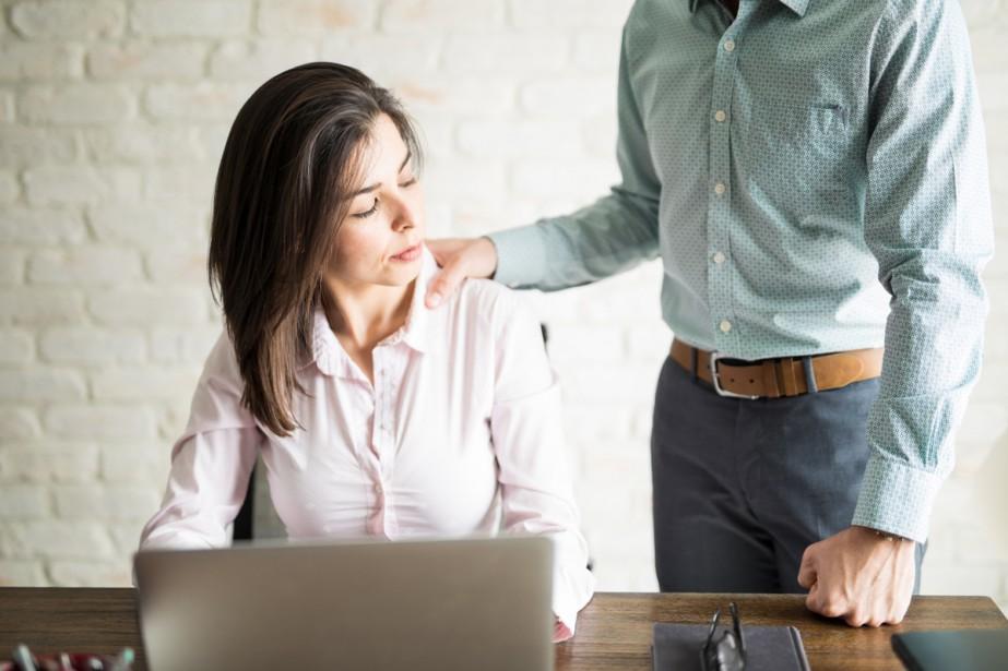 Les interactions hommes-femmes au boulot rendaient déjà les...