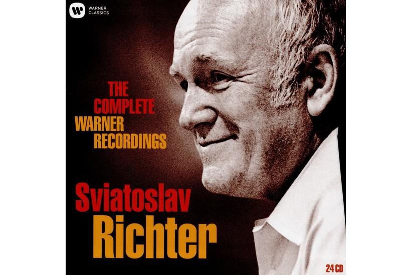The Complete Warner Recordings... (Image fournie par Warner Classics)
