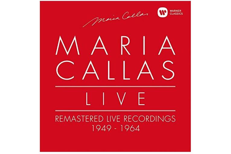 Live Recordings 1949-1964... (Image fournie par Warner Classics)
