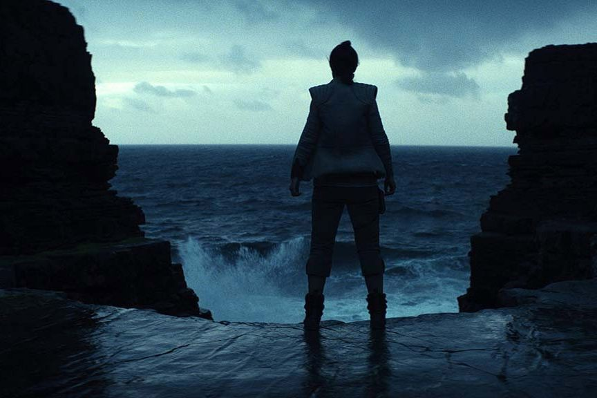Star Wars: The Last Jedi... (PHOTO FOURNIE PAR LUCASFILM, ASSOCIATED PRESS)