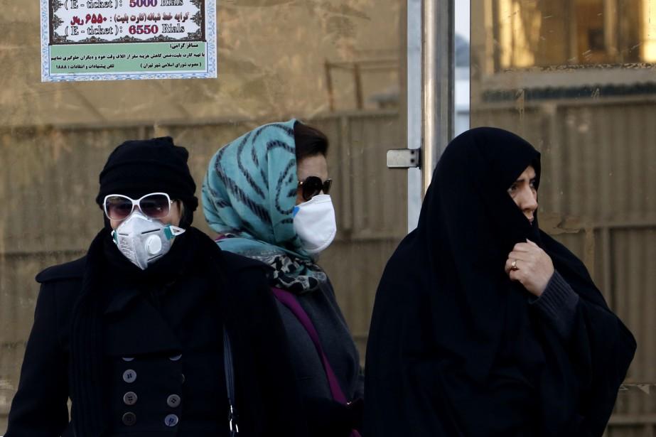 Nombre d'habitants de la capitale ont pris l'habitude... (PHOTO AFP)