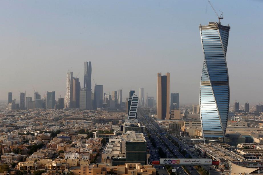 Riyad, capitale de l'Arabie saoudite... (Photo REUTERS)