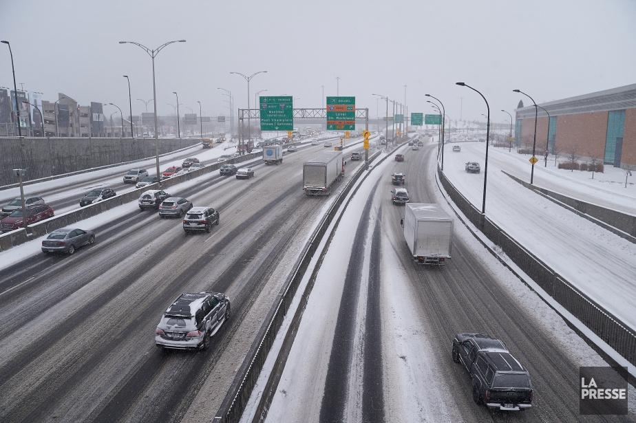 Un accident de la route ayant... (Photo André Pichette, archives La Presse)