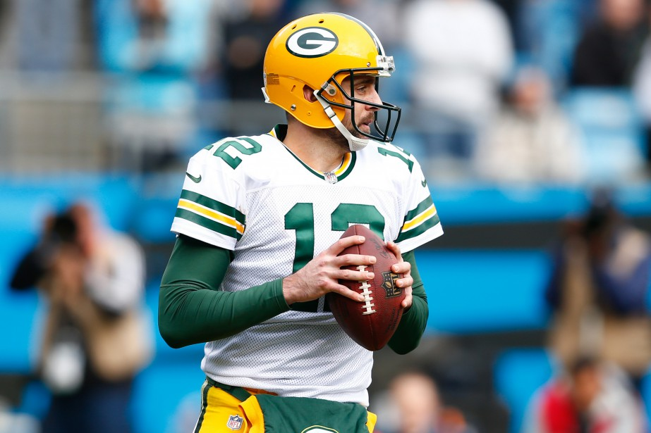 Aaron Rodgers... (Photo Jeremy Brevard, USA Today Sports)