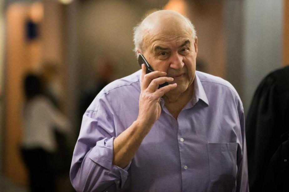 Quinze ans plus tard, l'homme d'affaires Claude Pantaloni... (Photo Olivier PontBriand, La Presse)