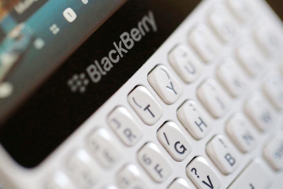 BlackBerry a affiché un bénéfice ajusté de 16... (REUTERS)
