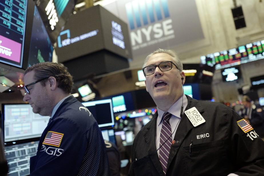 «Les investisseurs prennent conscience que la réforme fiscale... (AP)