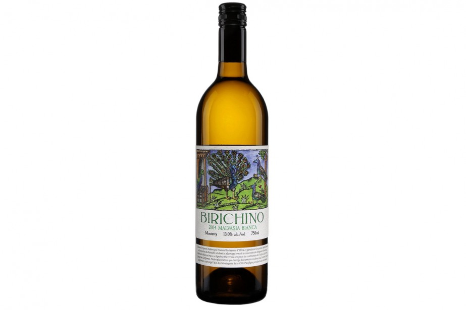 Birichino Malvasia 2015, 20,15 $ (11073512)... (PHOTO FOURNIE PAR LA SAQ)