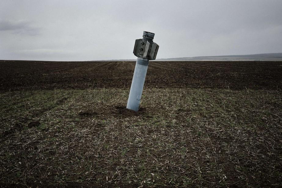Mines antipersonnel et munitions non explosées sont la... (PHOTO ARCHIVES AFP)