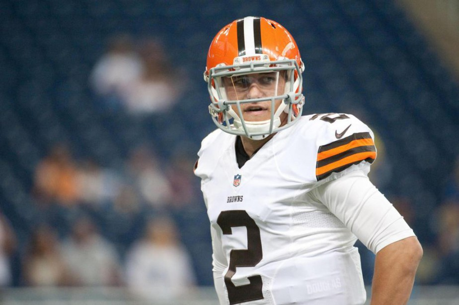 Johnny Manziel aboutira-t-il chez les Alouettes?... (Photo Tim Fuller, archives USA TODAY Sports)