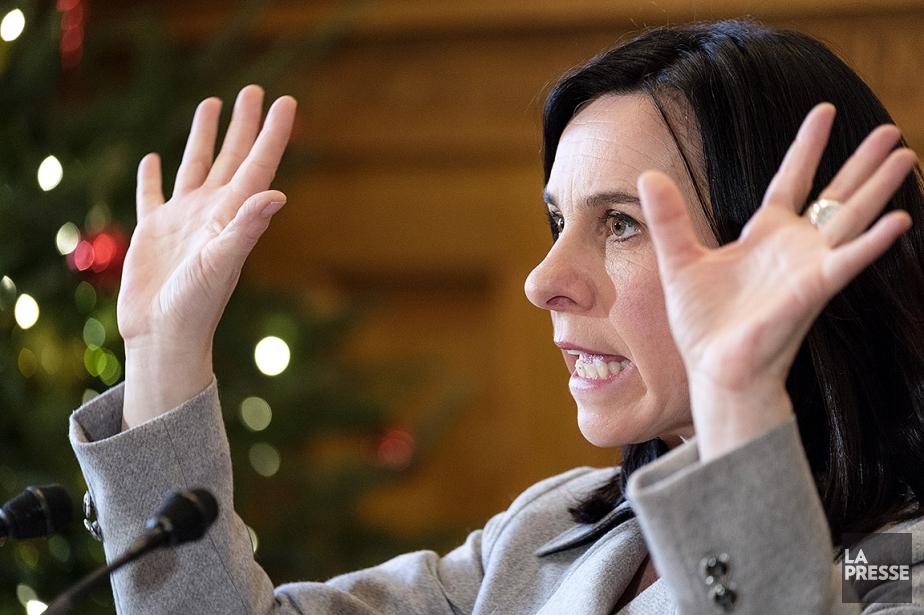 Valérie Plante, la mairesse de Montréal.... (HUGO-SEBASTIEN AUBERT, ARCHIVES LA PRESSE)