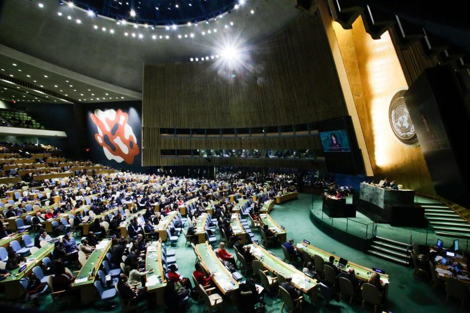 «Les États-Unis se souviendront de cette journée qui... (Photo EDUARDO MUNOZ ALVAREZ, Agence France-Presse)