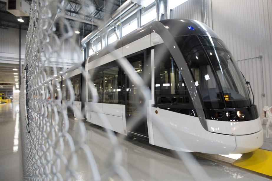L'agence Metrolinx et Bombardier se disputent depuis des... (Photo Randy Risling, archives Toronto Star)