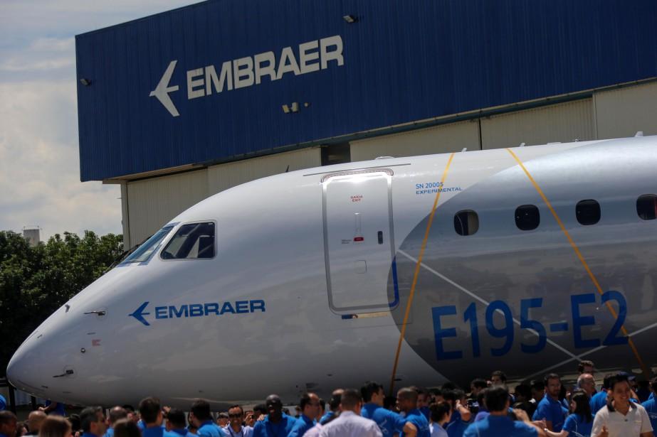 Une alliance entre Boeing et Embraer se ferait... (PHOTO ARCHIVES REUTERS)