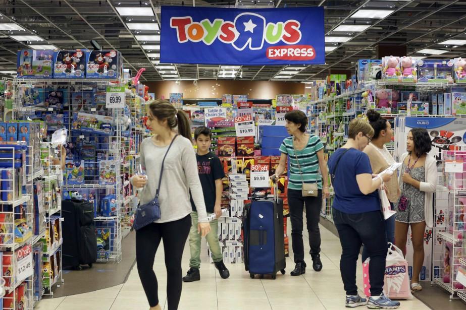 Les enfants québécois seront nombreux à se précipiter vers... (Photo archives AP)