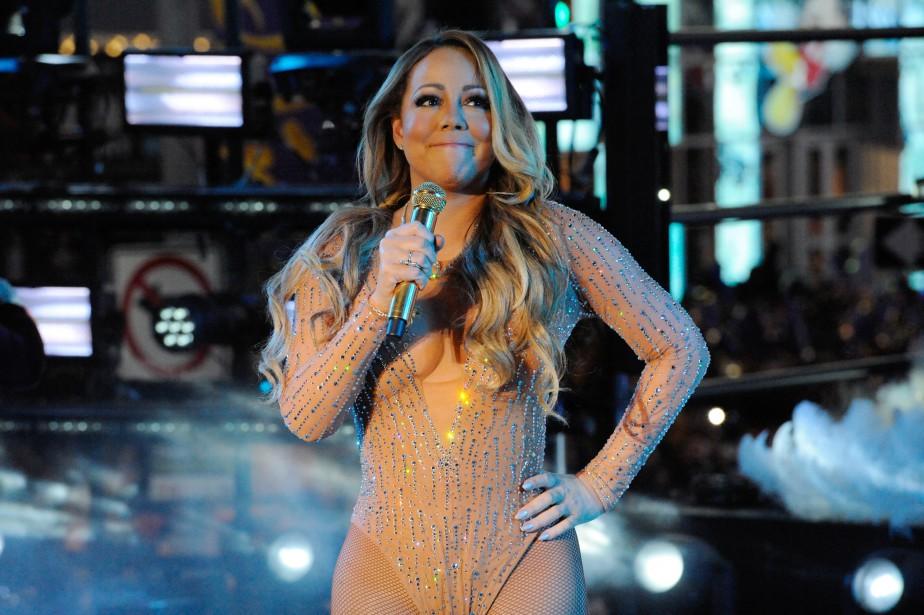 La chanteuse Mariah Carey a connu une prestation... (Photo Stephanie Keith, archives REUTERS)