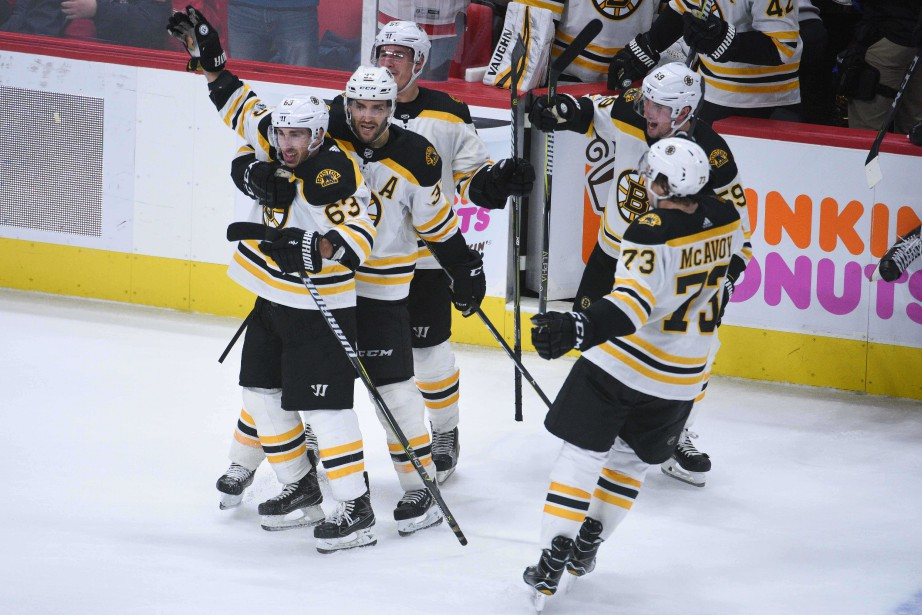 Brad Marchand... (Photo Tim Fuller, archives USA TODAY Sports)