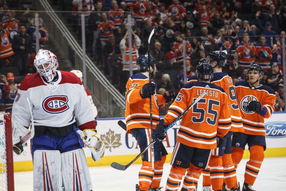 Antti Niemi et le Canadien n'ont pas été... (Photo La Presse canadienne)