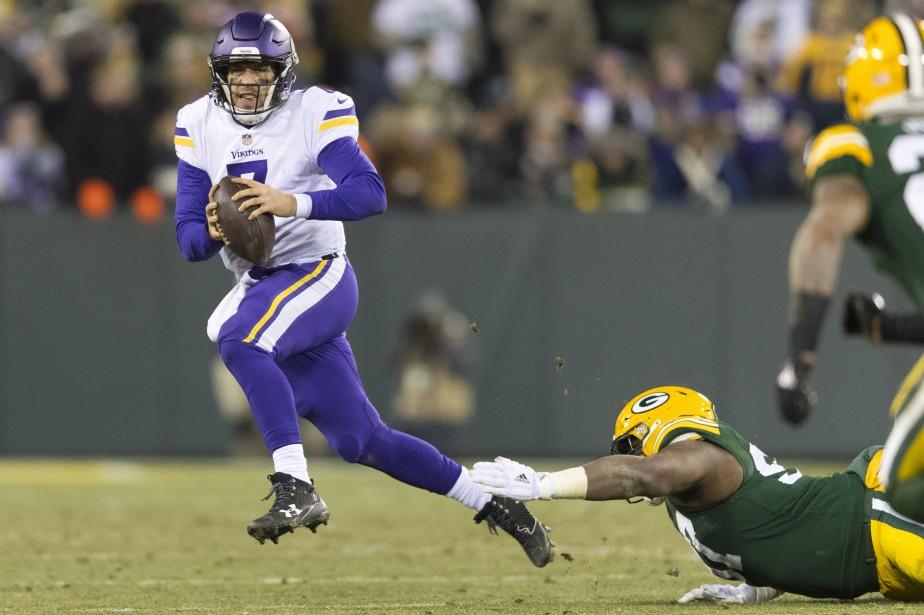 Les Vikings ont laissé un froid parmi la... (USA TODAY Sports)