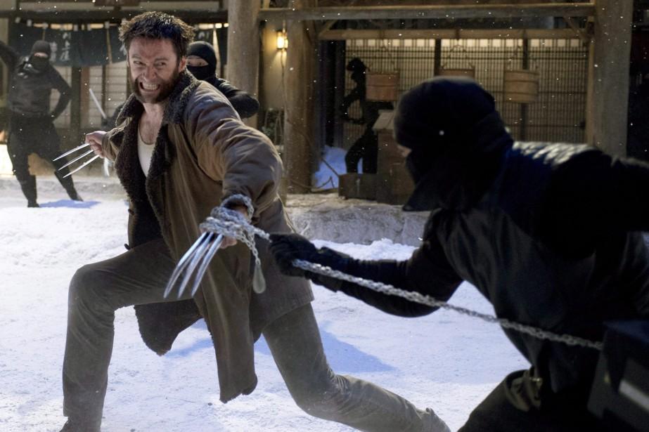 Selon Marvel Comics, le personnage de Wolverine, un... (archives AP)