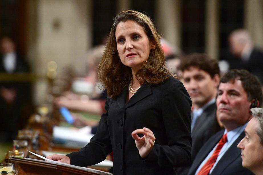 «J'annonce que l'ambassadeur vénézuélien au Canada n'est plus... (Sean Kilpatrick, archives PC)