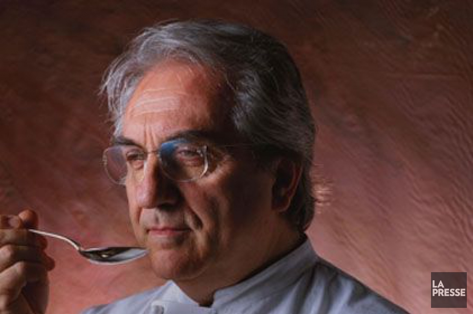 Gualtiero Marchesi gérait notamment le restaurant Marchesino, situé... (PHOTOTHÈQUE LA PRESSE)