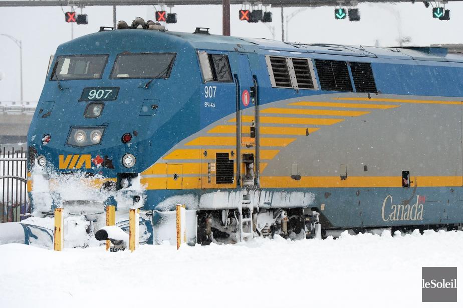 Le ministre des Transports, Marc Garneau, voudrait que... (Photo Erick Labbé, archives Le Soleil)