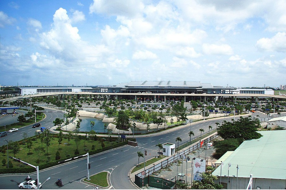 L'aéroport Tan Son Nhat d'Hô Chi Minh-Ville... (PHOTO FOURNIE PAR WIKIPÉDIA)