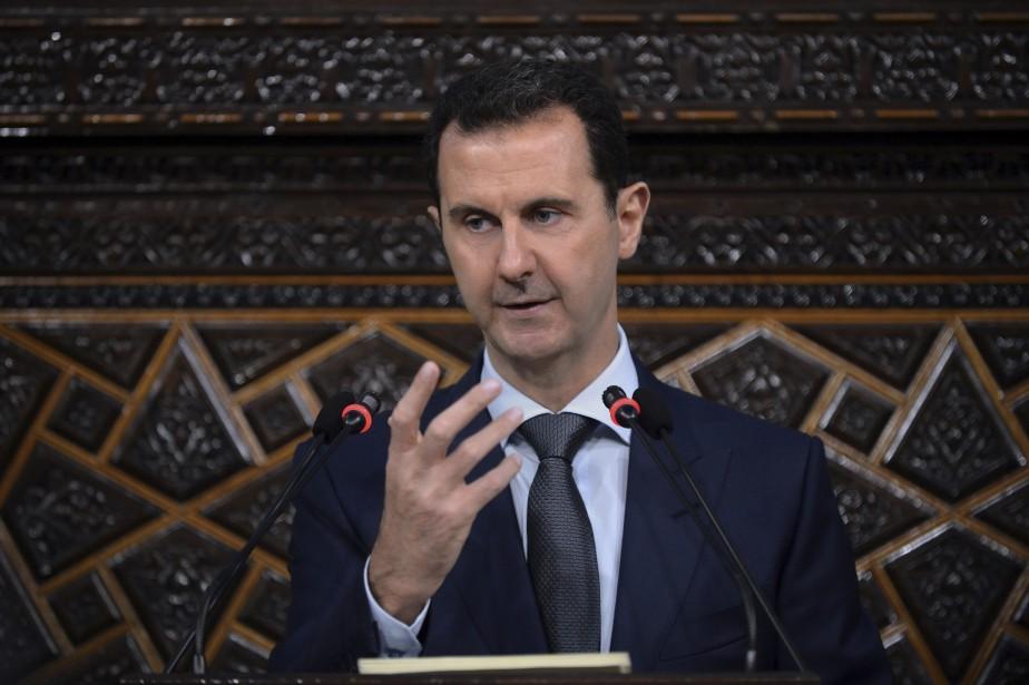 Le président syrien Bachar al-Assad... (PHOTO ARCHIVES AP)