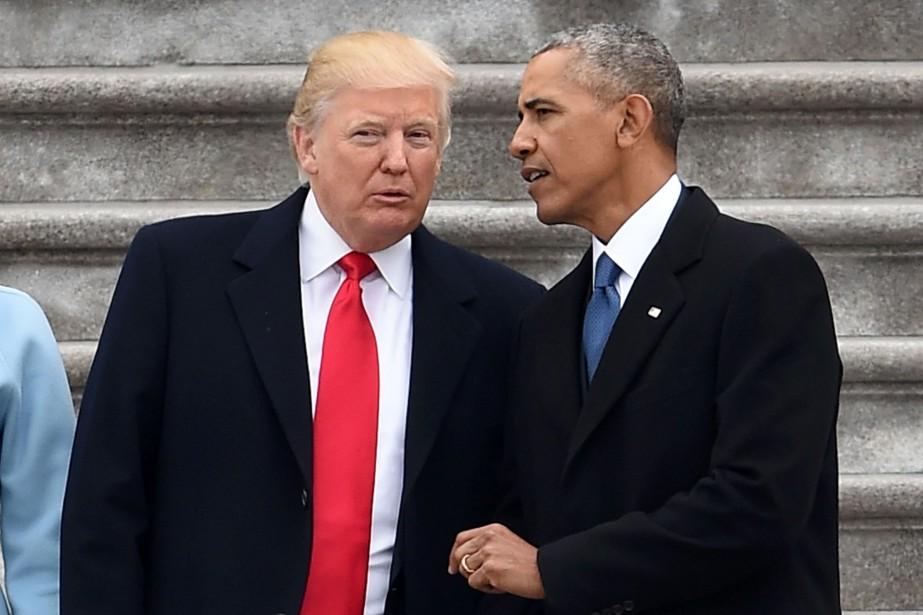 Barack Obama est l'homme préféré de 17% des... (PHOTO AFP)